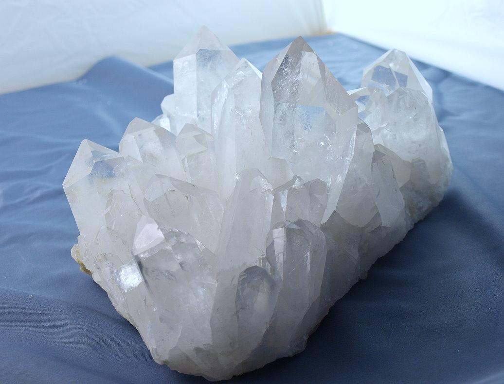 Bergkristall Stufe USA