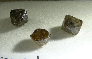 Diamant Rohkristalle