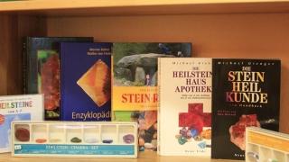 Literatur über Steinheilkunde